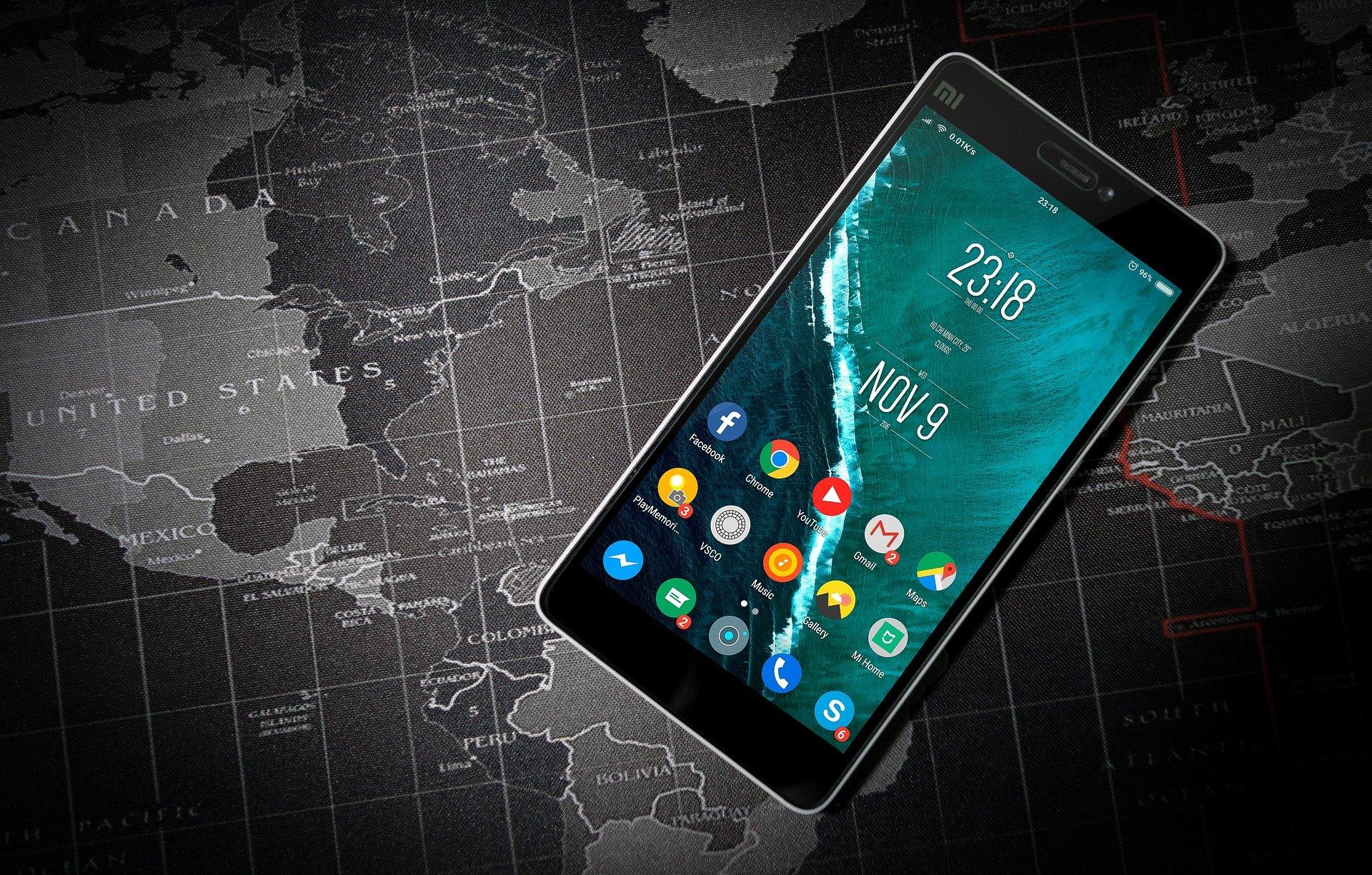 Megafon application et téléphonie