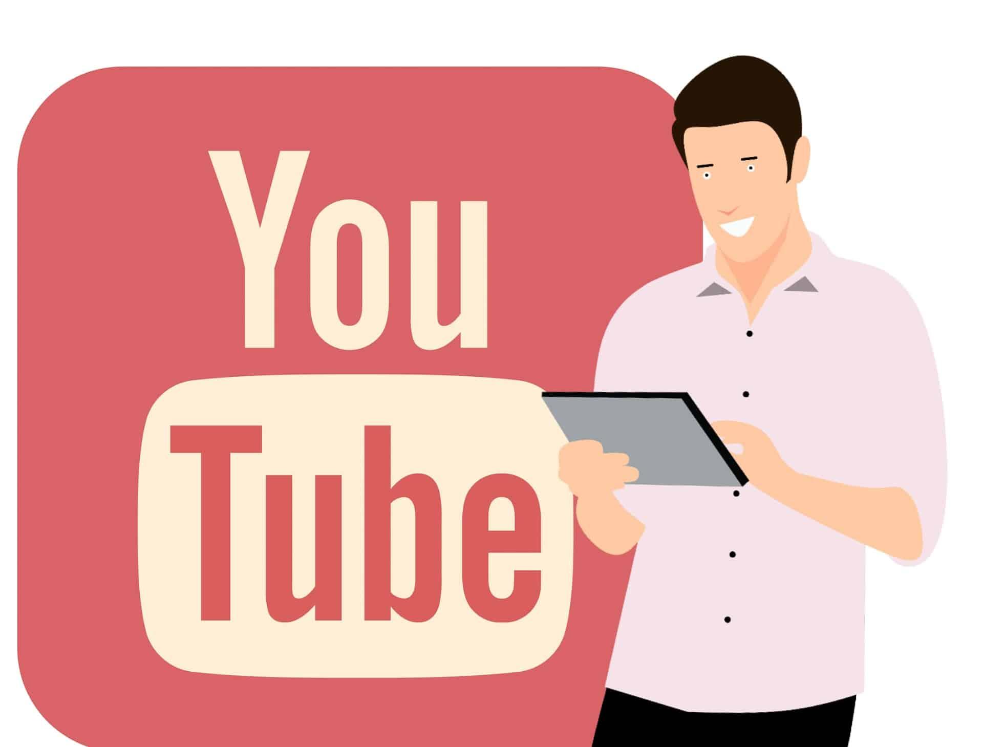 Youtube effectue un test sur un bouton de téléchargement