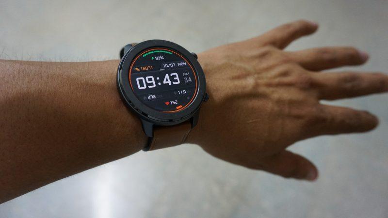 La meilleure montre connectée au monde en 2021
